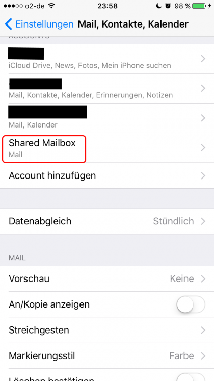 Shared Mailbox iPhone (6)